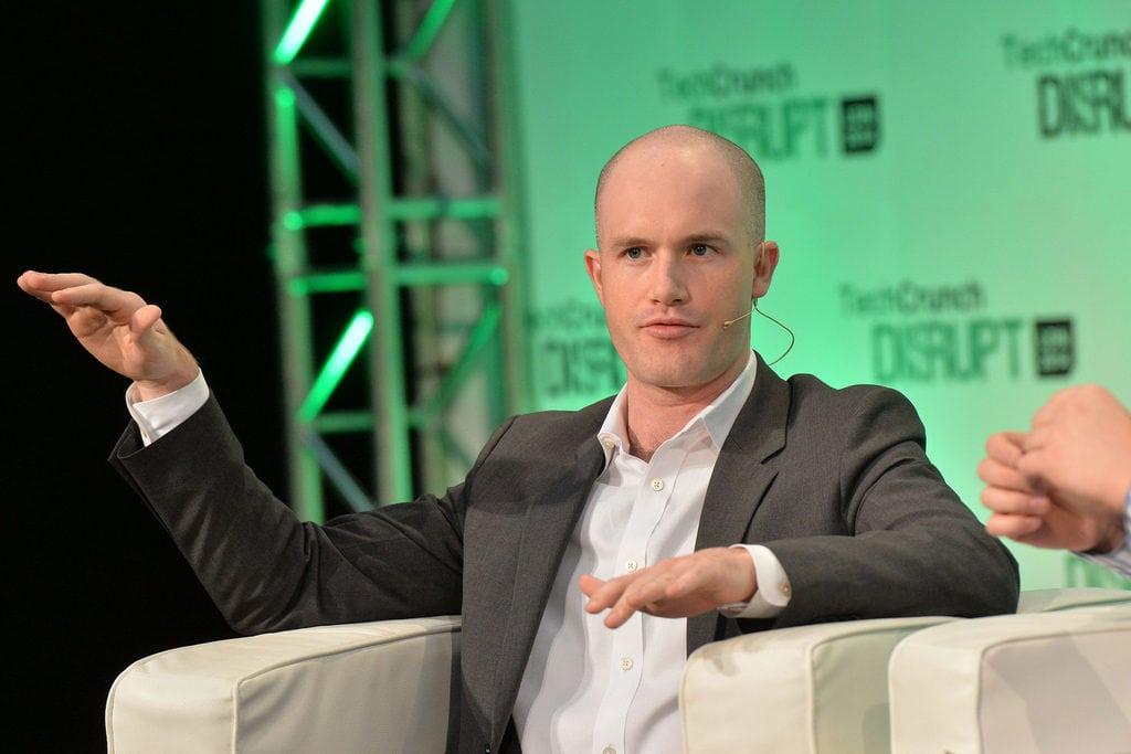 בריאן ארמסטרונג, מנכ״ל ומייסד Coinbase
